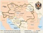 Karte-Habsburger-Reich