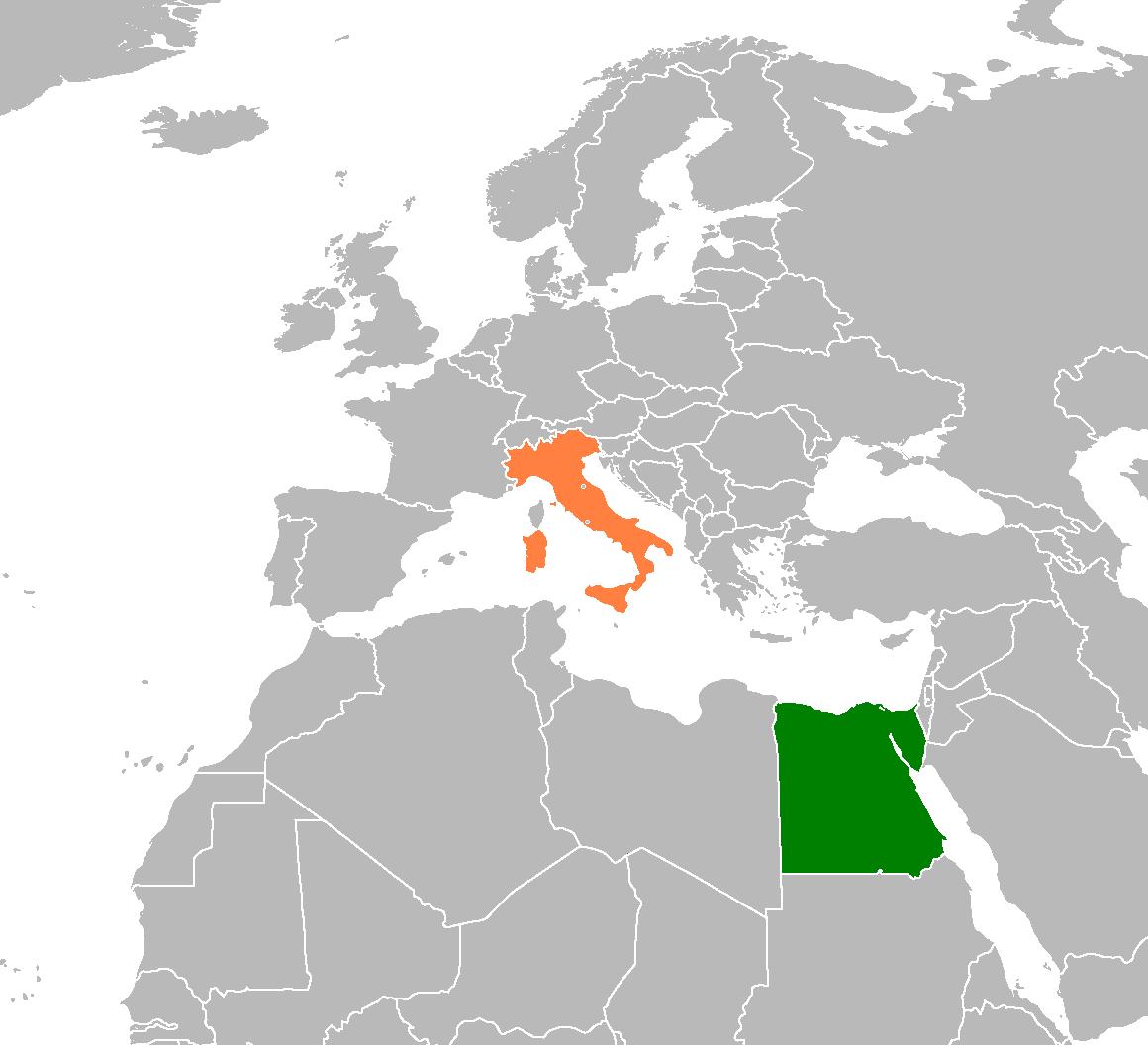 Cartina Egitto In Italiano.Perche L Italia Corrotta Tenta Di Indebolire L Egitto La Voce Di Trieste